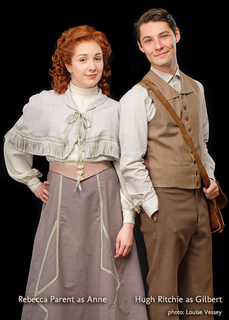 Anne and Gilbert actors 2018