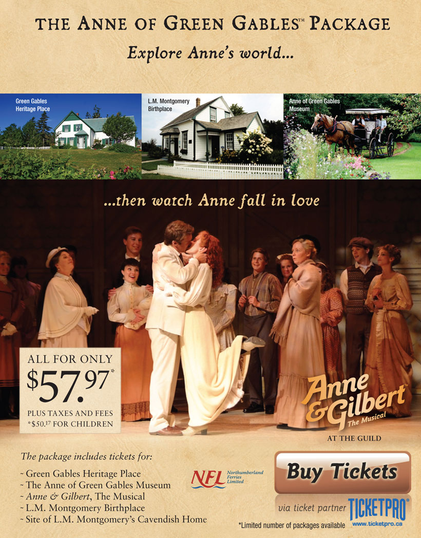 The Anne Package 2018